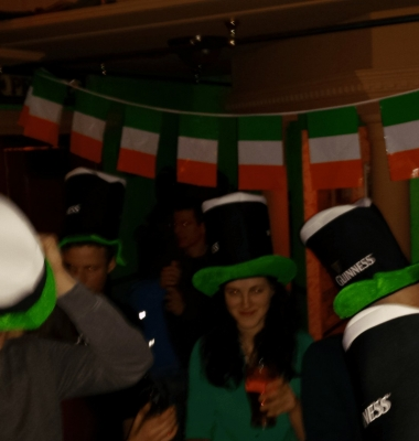 St Patricks Weekend 2016