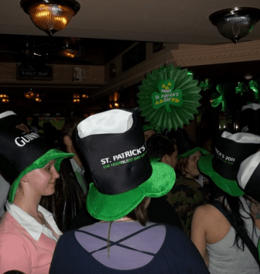 Paddys Party 2011